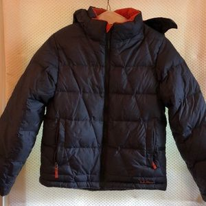 L.L.Bean Boys Puffer Jacket